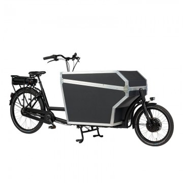 Dolly Bike Cargo Elektro Schwarz
