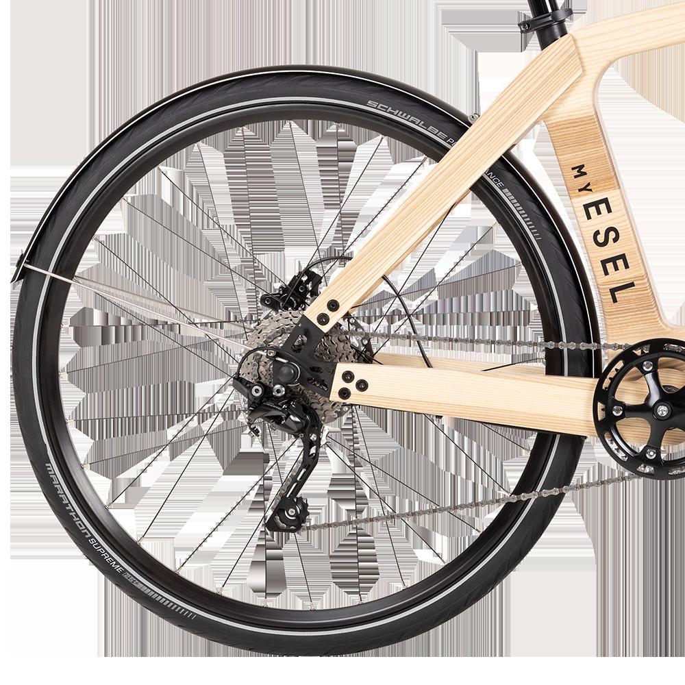 Dolly Lastenrad aus Holland